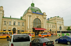 Междугороднее такси Ивано-Франковск